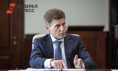 Глава Приморья сделал заявление после прямой линии Путина