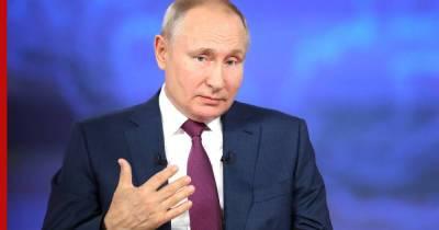 """""""Никакой неразберихи в России сейчас нет"""". Итоги 18-й прямой линии с Путиным"""