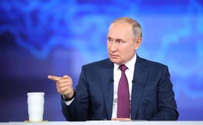 «Мы в Ульяновской области этим путём пока не пошли». Русских подвел итоги «прямой линии» с Путиным