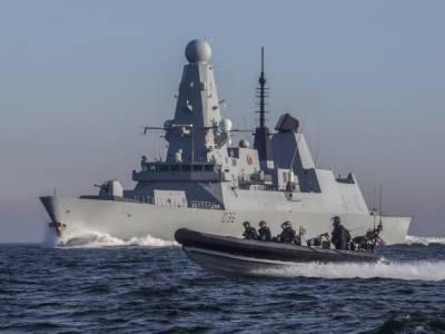 В ответ на слова Путина, Великобритания заявила, что корабль HMS Defender придерживался норм международного права
