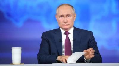 Вакцинация, отдых в России и уровень безработицы: главные темы прямой линии Путина