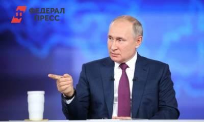 Редактор «ФедералПресс» о прямой линии президента: «Путин устал»