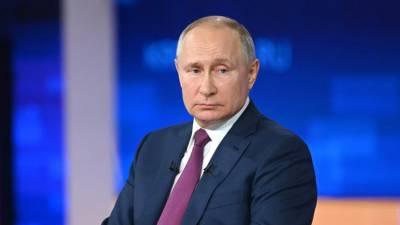 Путин надеется, что на Олимпиаде примут все меры для защиты атлетов и зрителей