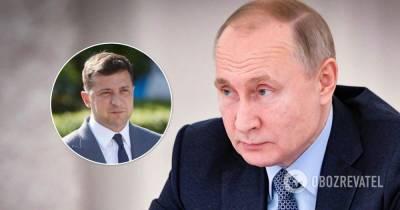 Путин сравнил закон о коренных народах в Украине с оружием массового поражения