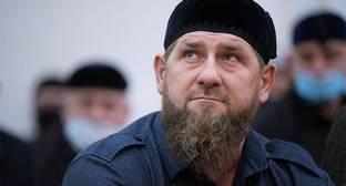 Кадыров во время прямой линии Путина похвалился своей доступностью