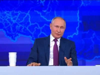 """На """"Прямой линии"""" Путина атаковали """"хакеры из Кузбасса"""""""