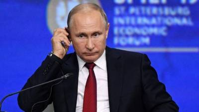 Владимир Путин проведет видеовстречу с руководителями мировых СМИ