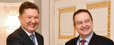 «Газпром» в этом году достроит парогазовую электростанцию в Сербии