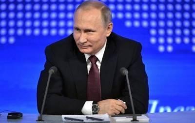 Путин выступит на пленарном заседании ПМЭФ