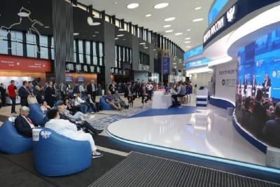 Делегация Туркменистана принимает участие в ПМЭФ-2021