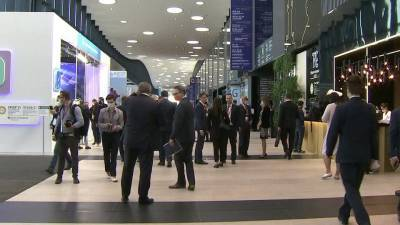 Владимир Путин примет участие в пленарном заседании на экономическом форуме в Петербурге