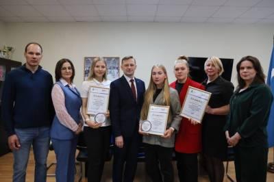 В Южно-Сахалинске наградили лучших спортсменов области