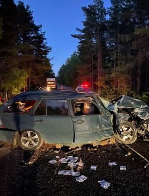 Всмятку: серьезная авария с погибшим произошла на Приморском шоссе — фото и видео