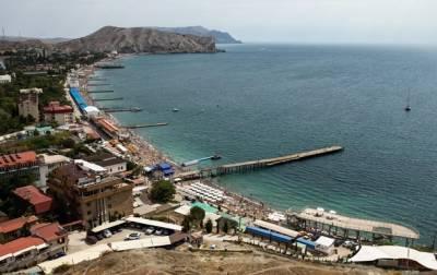 В Крыму насчитали два миллиона туристов с начала года