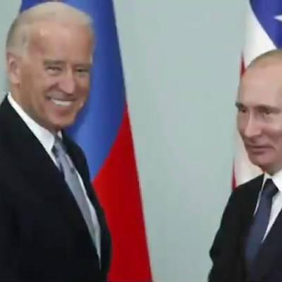 Путин и Байден на встрече в Женеве смогут обсудить разногласия