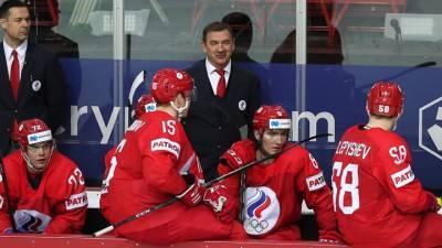 Владимир Путин огорчен поражением российских хоккеистов на чемпионате мира