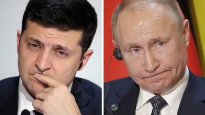 Песков прокомментировал подготовку встречи Путина и Зеленского
