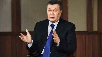 Суд разрешил спецрасследование в отношении Януковича по делу о захвате власти
