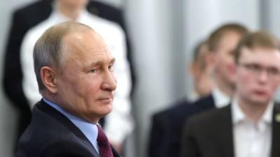 Владимир Путин пожелал успехов ЧМ по футболу в Катаре
