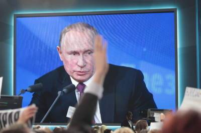 Путин одним словом заставил обновиться акции «Газпрома» до максимума за 13 лет