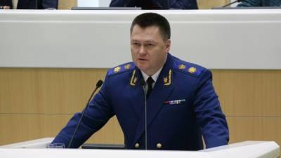 Краснов принял участие в ПМЭФ