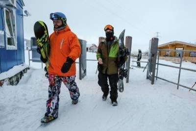Трассы сахалинского горнолыжного курорта за три года увеличат до 60 км
