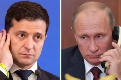В Кремле рассказали о ситуации с подвижками во встрече Путина с Зеленским