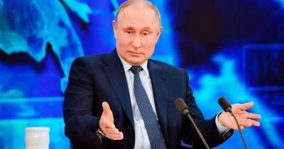"""Путин обещает новые """"северные потоки"""" от России"""