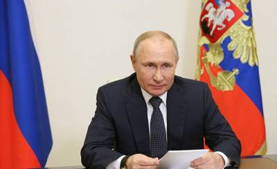 Le Figaro (Франция): Путин подписал закон, запрещающий оппозиции участие в выборах