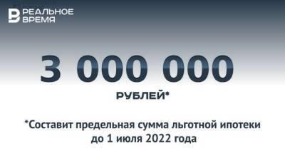 Лимит по льготной ипотеке теперь станет 3 млн рублей — это много или мало?