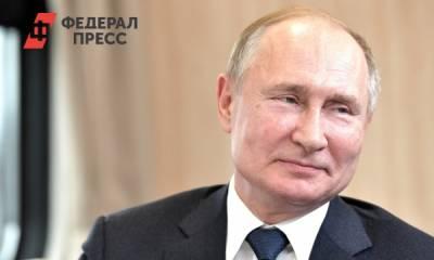 Стали известны темы разговора Путина и Байдена