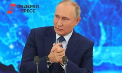 «Жесткая рука»: Путин прокомментировал давление правоохранителей на бизнес
