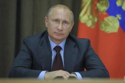 Путин: Россия не причастна к инциденту с самолетом Ryanair в Белоруссии