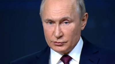Путин оценил слова Дерипаски о невозможности развивать бизнес в России