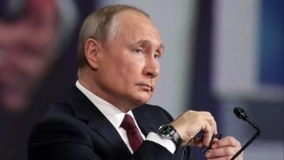 Путин ответил на ПМЭФ посадила бы Россия принудительно самолет — видео