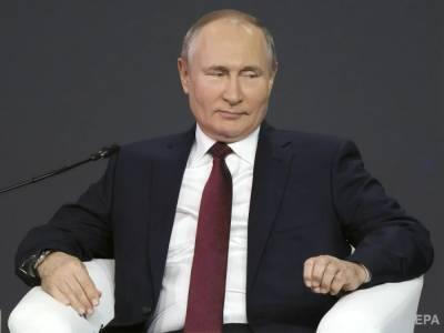 Путин: Протасевича знать не знаю и знать не хочу. Пускай делает что хочет – борется с режимом Лукашенко