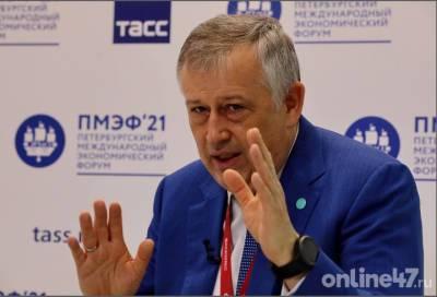 Продолжим удивлять количеством: Александр Дрозденко о планах на ПМЭФ-2022