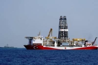 Турция нашла второе крупное месторождение газа в Черном море