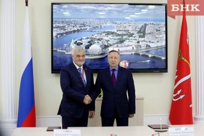 «Санкт-Петербург всегда рядом»: Александр Беглов пообещал Коми поддержку