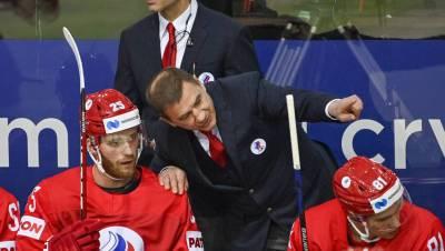 Экс-хоккеист Сушинский намекнул, что состав сборной России определяет не тренер