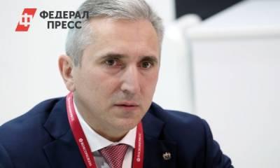 Губернатор Тюменской области рассказал об экономических перспективах региона
