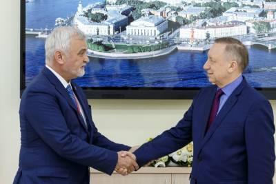 О чем договорились Правительство Коми и Правительство Санкт-Петербурга