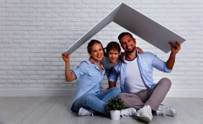 Семейную ипотеку распространят на семьи с одним ребенком