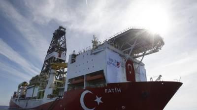Турция нашла еще одно крупное месторождение газа в Черном море