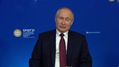 Владимир Путин ответил на вопросы руководителей ведущих мировых информагентств