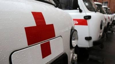 В Красногвардейском районе Петербурга иномарка сбила подростка