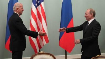 Путин не ожидает прорыва от встречи с Байденом