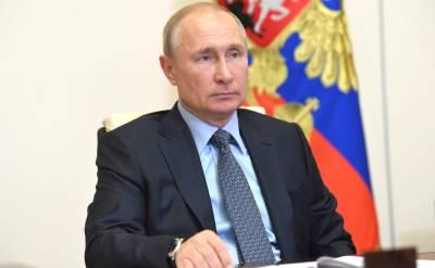 Путин понадеялся на низкую инфляцию в России