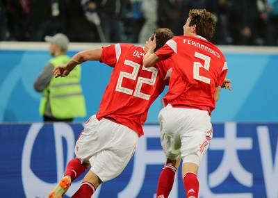 Сборная России по футболу выиграла последний матч перед Евро-2020
