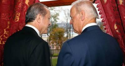 Крапленые карты Байдена и Эрдогана: политический переполох перед встречей в Брюсселе